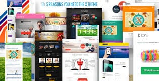 Top 10 WordPress themes 2014