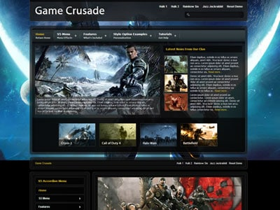Top 10 mobile games wordpress themes with advanced features
