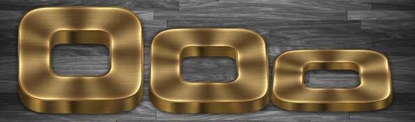 3D Gold Generator.