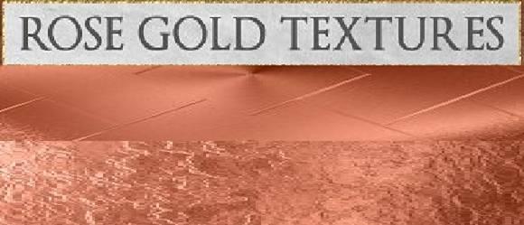 Rose Gold Foil Backgrounds.