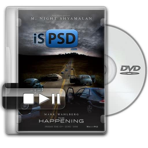 Plastice DVD Case