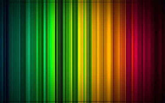 Color Stripes Wallpaper