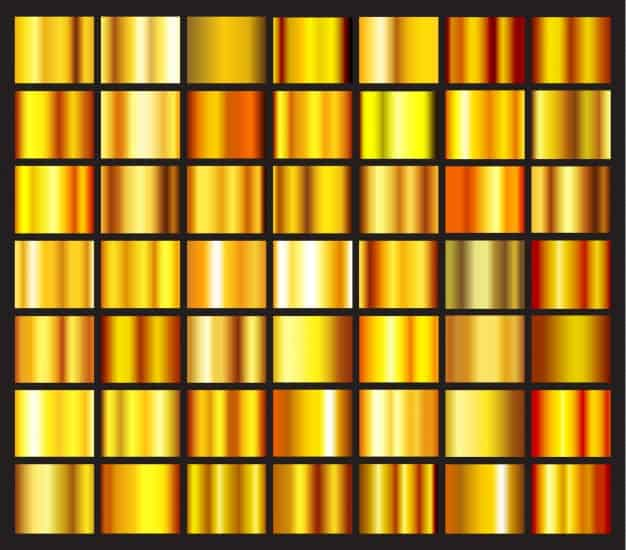 golden-gradients-collection