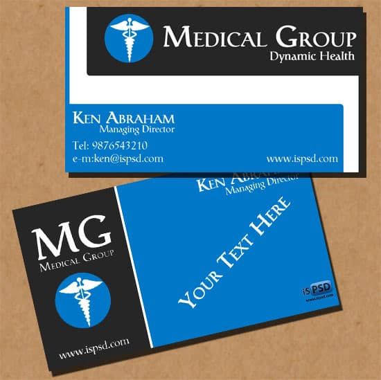 All posts tagged with medical business cards templates psd