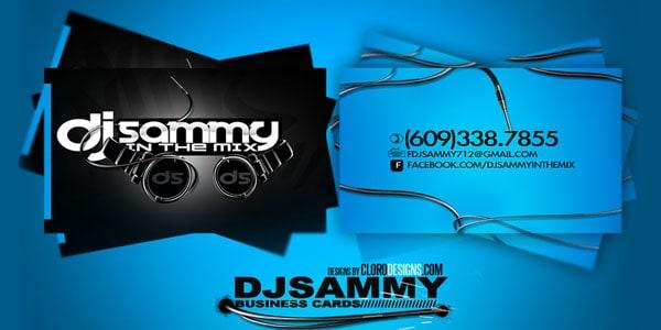 Djsammy-Business-card-Design