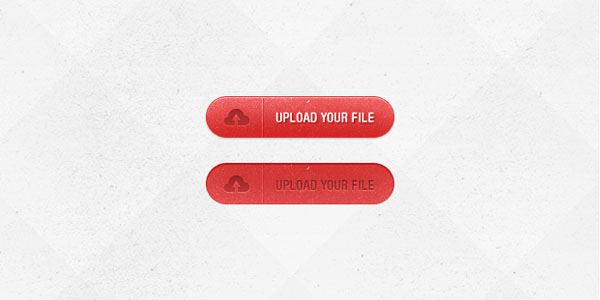 red upload button