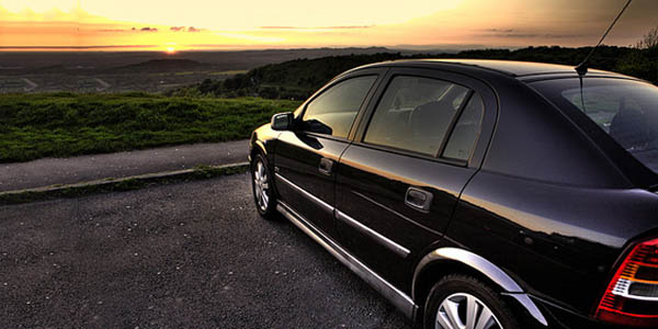 hdr car photography