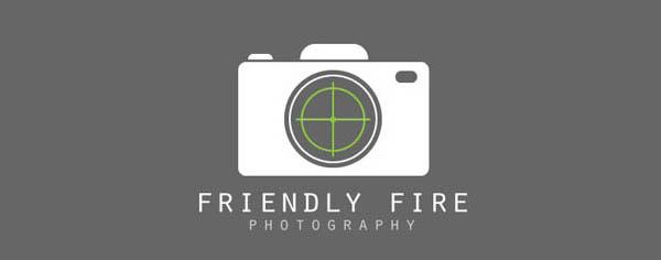 fire photography logos