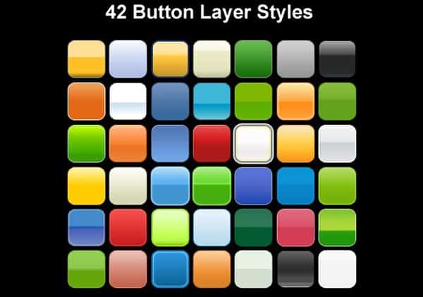 button layer styles