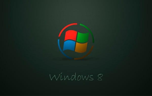 windows-8 Black