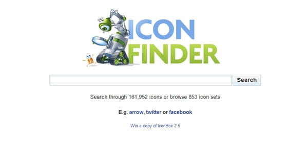 Icon Search Engine - Iconfinder