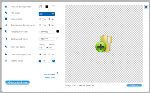 Iconizer.net -free icons