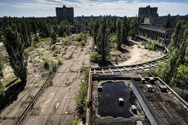 Pripyat- ChernobyL