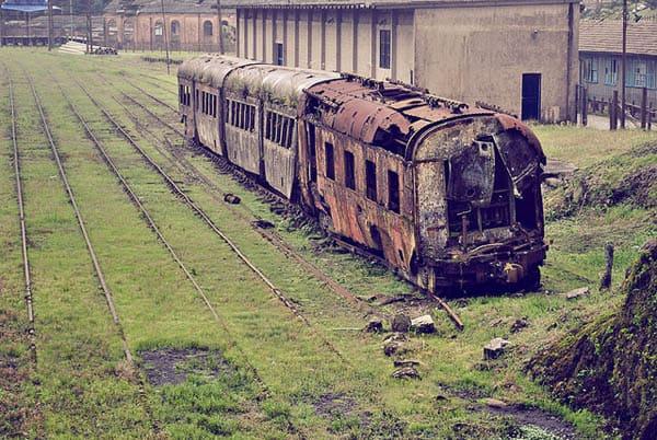 Train Decay