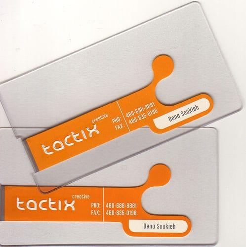 Unique Business Card Designs