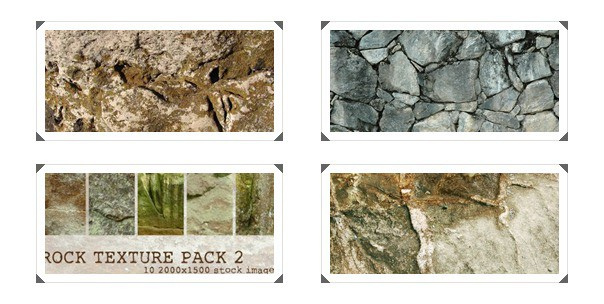 30+ High Quality Stone and Rock Textures