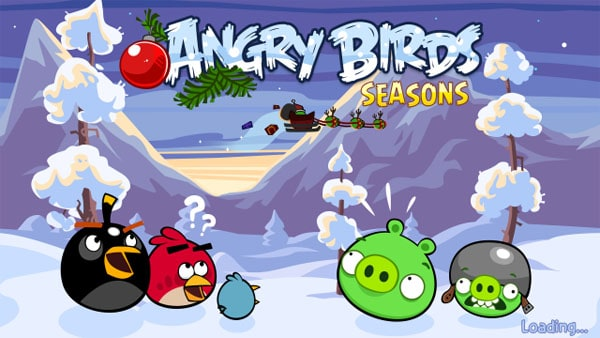 Angry bird Season Splash