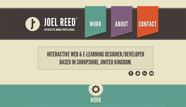 Joel Reed - Interactive Media Professional