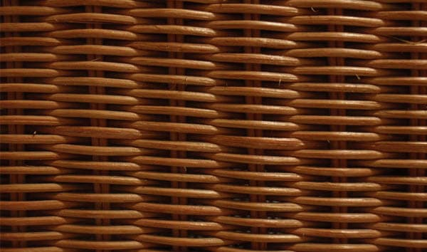 Woven bamboo textures