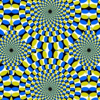 depth Perception illusion