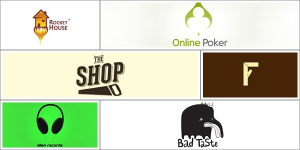 Funny Logos - Designer Inspiration