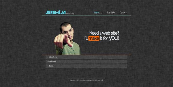 Jeremija Web Design