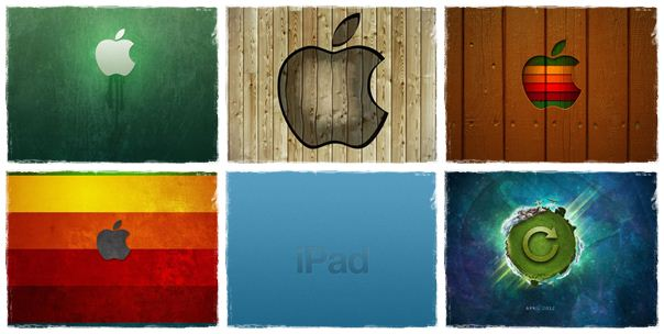 20+ Awesome iPad Wallpaper Collections