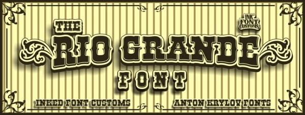 Rio Grande Font