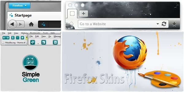 20 Top Firefox Skins for new browser