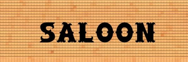 Saloon Font