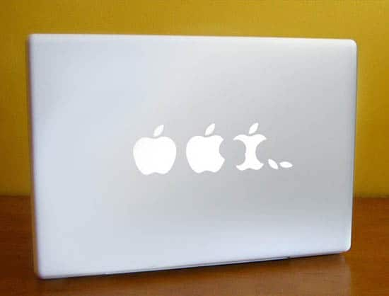 MacBook-Sticker