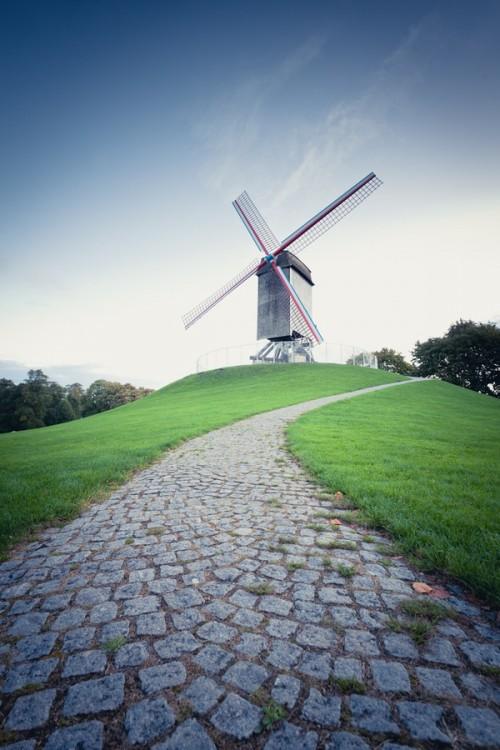 Photograph Windmill