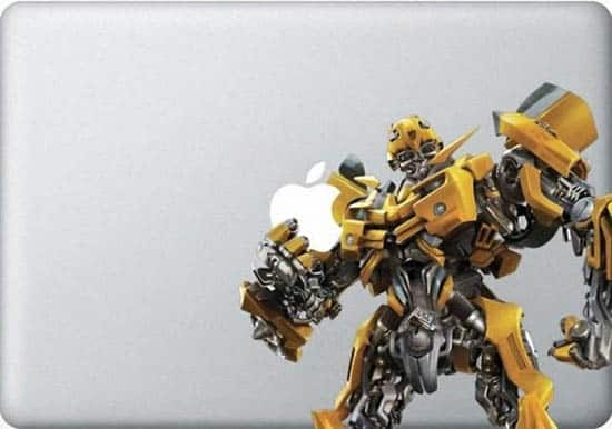 Bumblebee-MacBook-Decal-Sticker