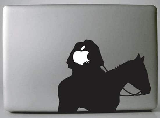 Headless-Horseman-MacBook-Sticker