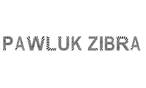 PAWLUK ZIBRA font
