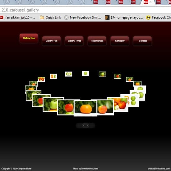 free flash website templates for free downlaod