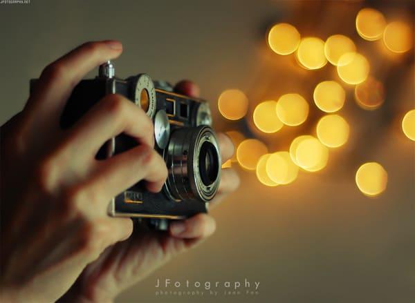 bokeh photography