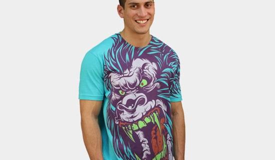 Sasquatch-beautiful-tshirt-designs