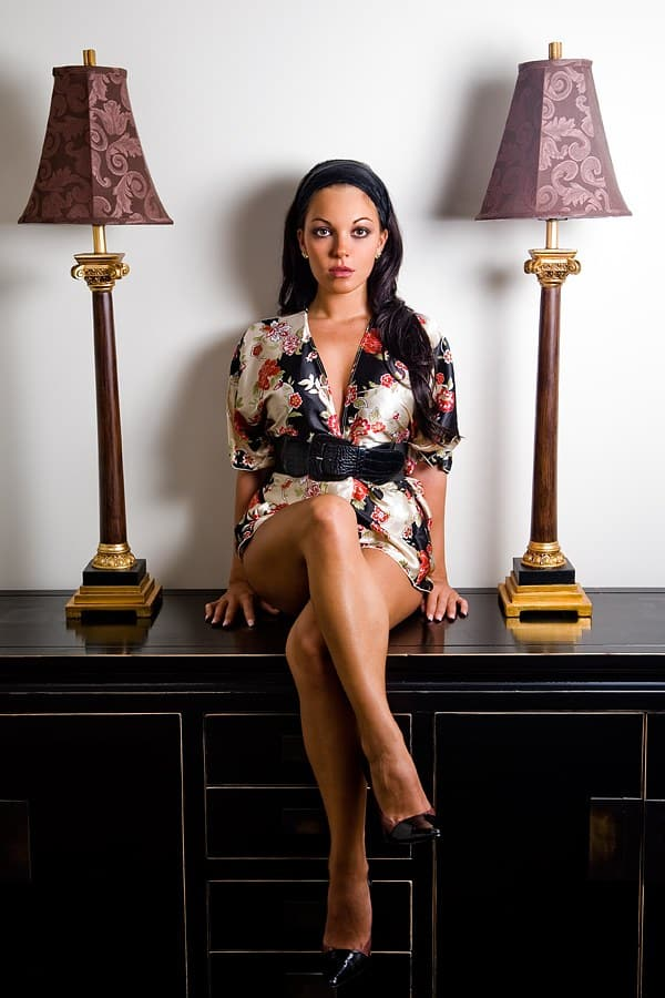 Fashion Portrait photography