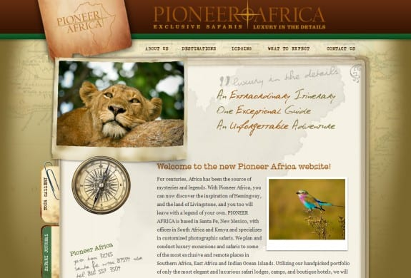 Pioneer Africa