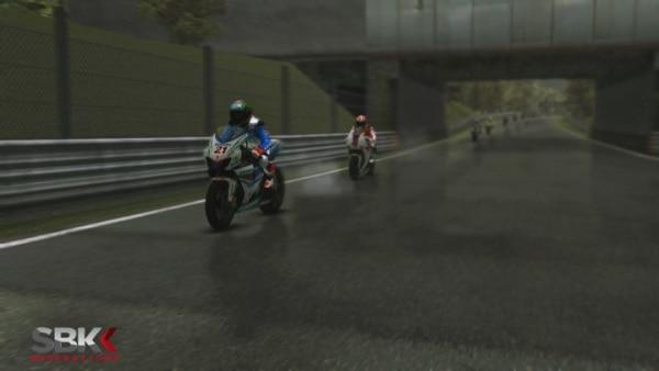 SBK Generations bike racing 2012