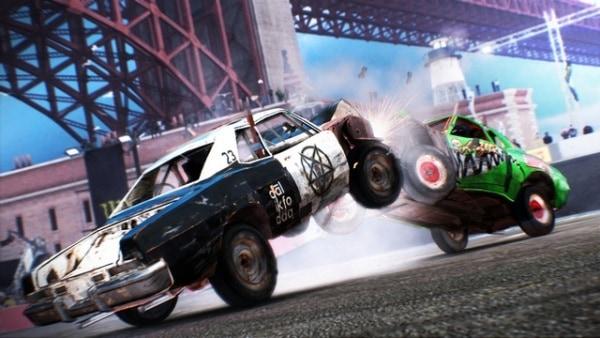 DiRT Showdown 2012 racing game