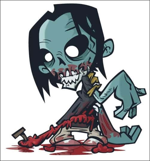 how-to-create-a-stinking-zombie-flesh-eater-in-adobe-illustrator