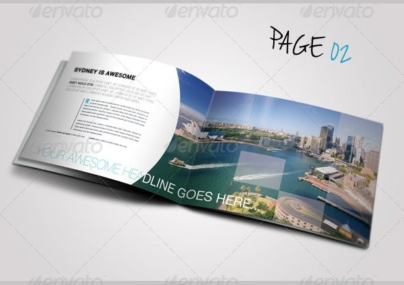 Travel Brochure Example, Travel Brochure Template