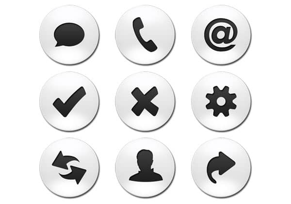 business-web-buttons-template