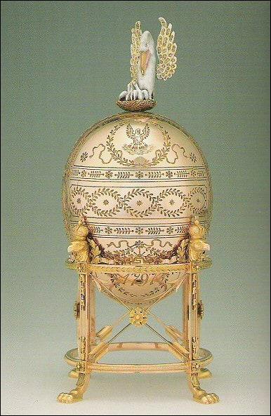 1898 Pelican Egg