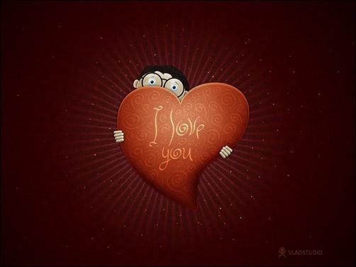 A-Boy-In-Love-valentine-wallpaper