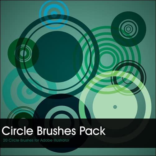 Circles-Brush-Pack-illustrator-brush