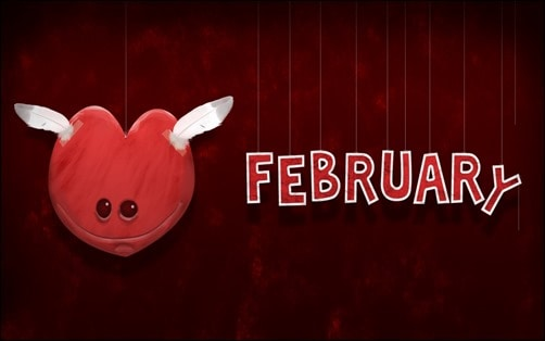 February-Month-Of-Love-valentine-wallpaper