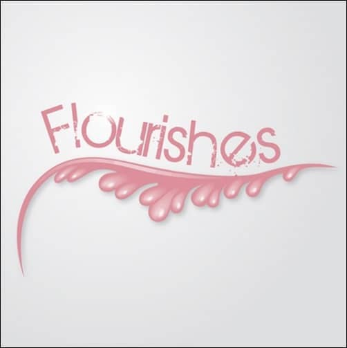 Flourish-illustrator-brush